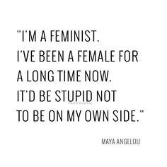 feministmayaangelou