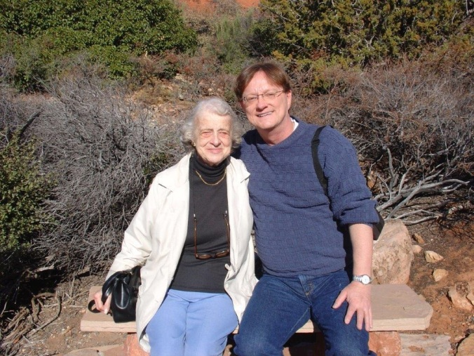 Chris and Mom in Sedona (1)