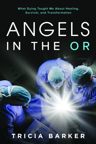 Available on many outlets at https://www.simonandschuster.com/books/Angels-in-the-OR/Tricia-Barker/9781642931594