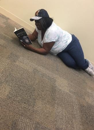SHARON reading